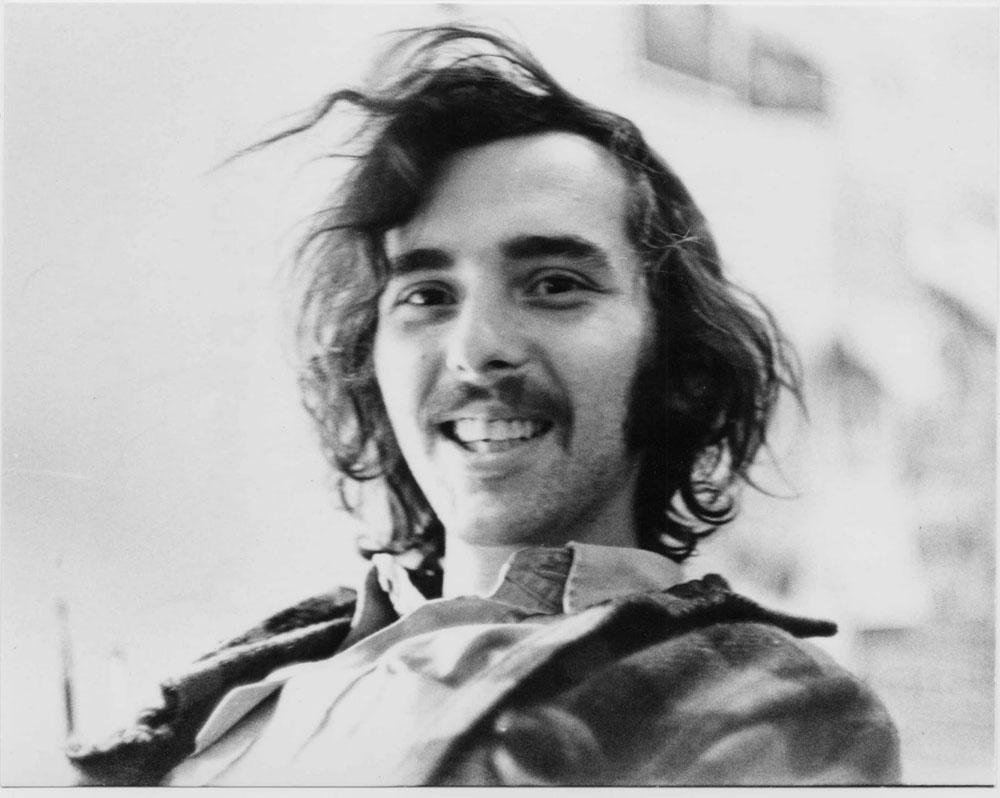 Art Spiegelman en 1969