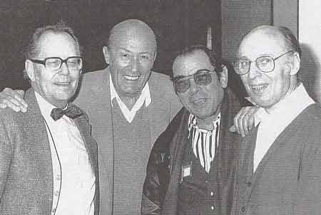 Morris, Eisner, Gotlib, Kurtzman
