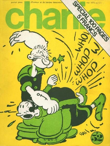 Charlie N°52, 1973