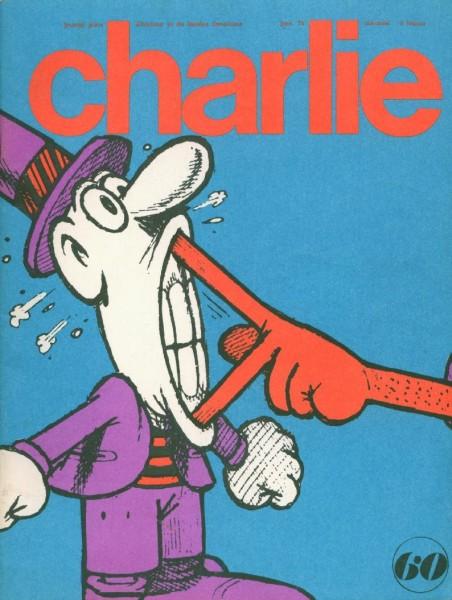 Charlie N°60, 1974
